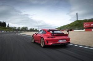 Photo of Porsche 911 GT3 RS 991 facelift