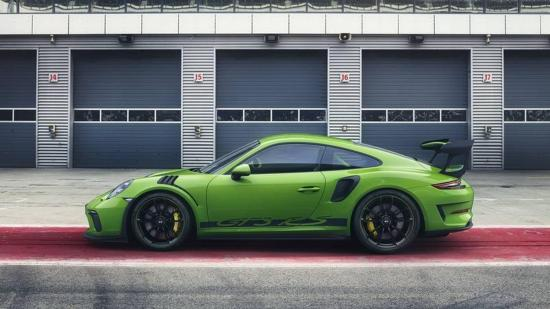 Image of Porsche 911 GT3 RS