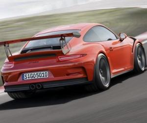 Picture of Porsche 911 GT3 RS (991)