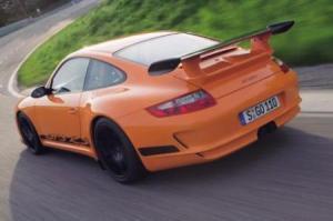 Photo of Porsche 911 GT3 RS 997