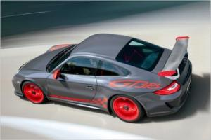 Picture of Porsche 911 GT3 RS (997 facelift)