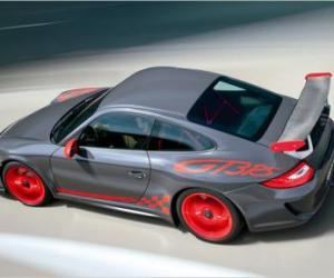 Picture of Porsche 911 GT3 RS