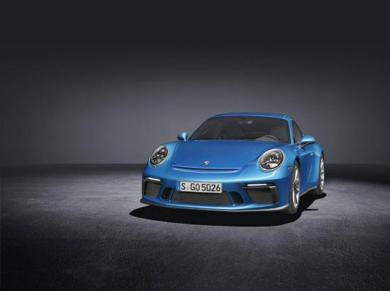 Image of Porsche 911 GT3 Touring Package
