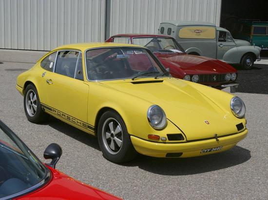 Image of Porsche 911 R