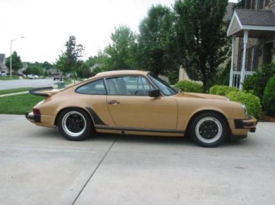 Image of Porsche 911 SC