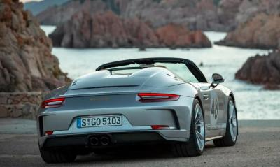 Image of Porsche 911 Speedster