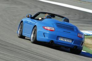 Photo of Porsche 911 Speedster 997