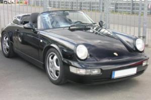 Picture of Porsche 911 Speedster (968)