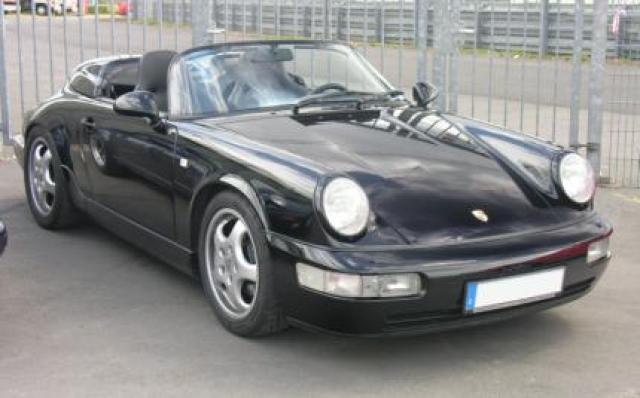 Image of Porsche 911 Speedster