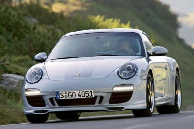 Image of Porsche 911 Sport Classic