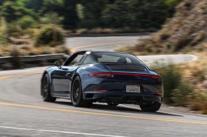 Photo of Porsche 911 Targa 4 GTS 2017