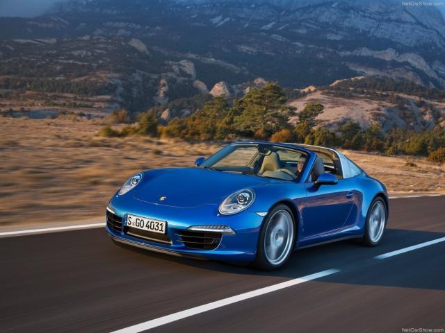 Image of Porsche 911 Targa 4