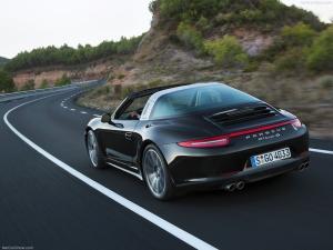 Photo of Porsche 911 Targa 4S 991