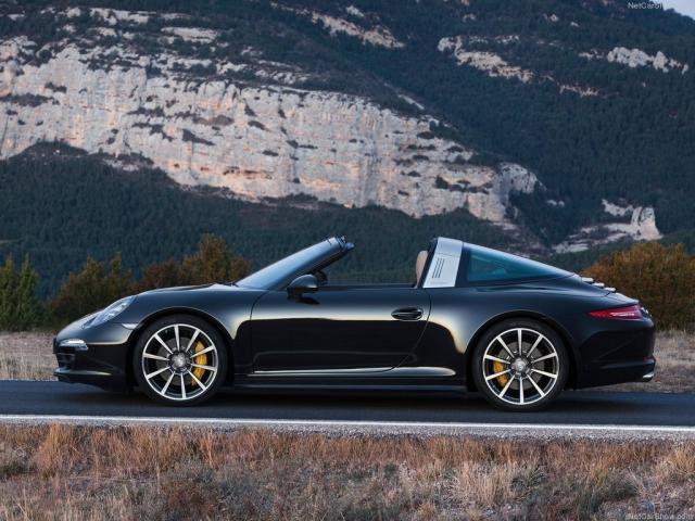 Image of Porsche 911 Targa 4S
