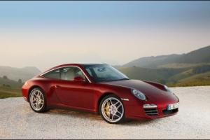 Picture of Porsche 911 Targa 4S (997 facelift 997)