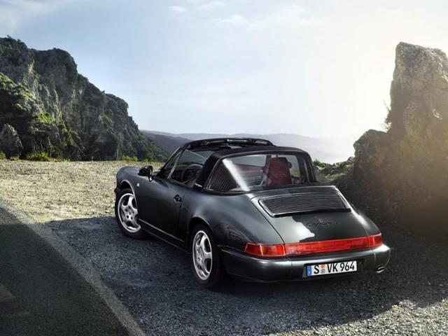 Image of Porsche 911 Targa