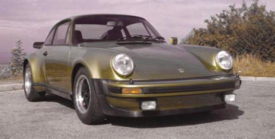 Image of Porsche 911 Turbo 3.0