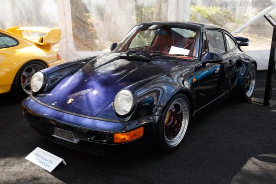 Image of Porsche 911 Turbo 3.3 S
