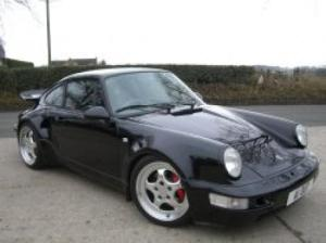Photo of Porsche 911 Turbo 3.6 964