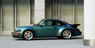 Image of Porsche 911 Turbo 3.6
