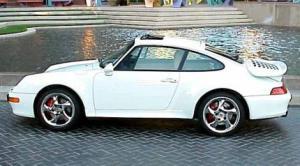 Photo of Porsche 911 Turbo 3.6 factory kit 993