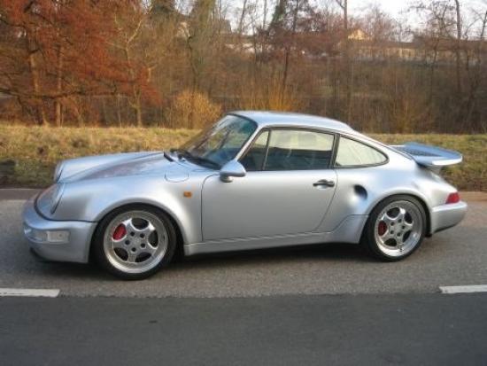 Image of Porsche 911 Turbo 3.6 S
