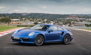 Photo of Porsche 911 Turbo 991 facelift