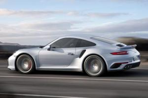 Picture of Porsche 911 Turbo (991 facelift)
