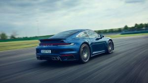 Photo of Porsche 911 Turbo  992