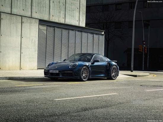 Image of Porsche 911 Turbo