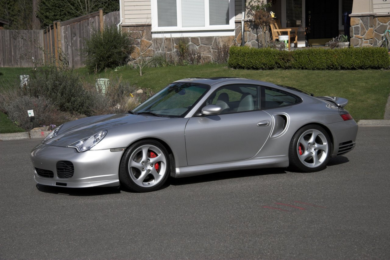 Porsche 911 Turbo 996 Laptimes Specs Performance Data