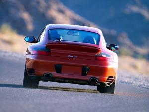 Photo of Porsche 911 Turbo 996