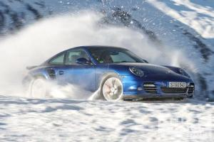 Photo of Porsche 911 Turbo 997 facelift