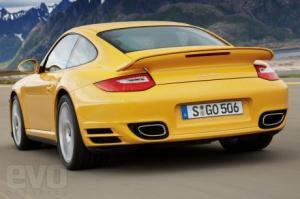 Photo of Porsche 911 Turbo 997 facelift
