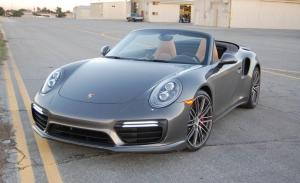 Photo of Porsche 911 Turbo Cabriolet 991 facelift