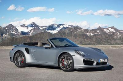 Image of Porsche 911 Turbo Cabriolet