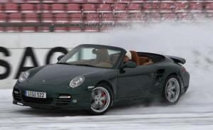 Photo of Porsche 911 Turbo Cabriolet 997 facelift 997