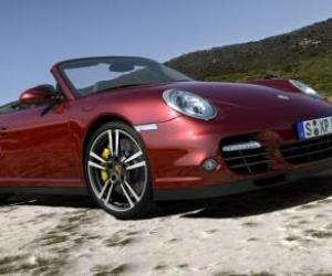 Picture of Porsche 911 Turbo Cabriolet