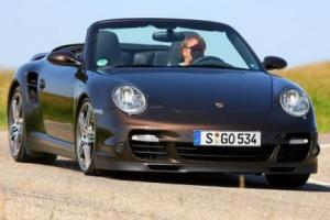 Picture of Porsche 911 Turbo Cabriolet (997)