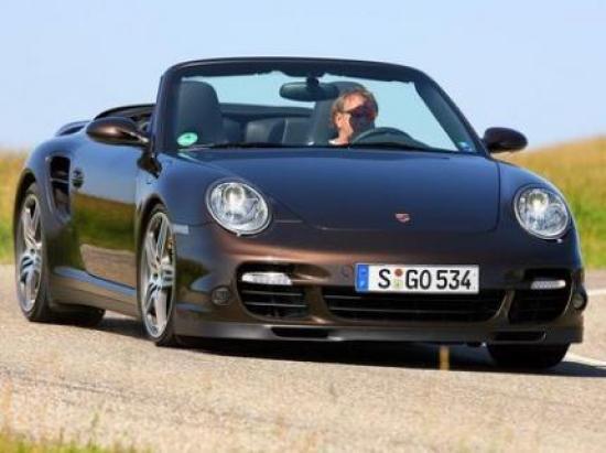 Image of Porsche 911 Turbo Cabriolet