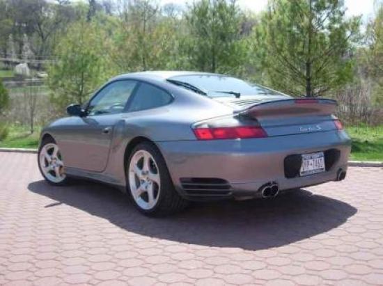 Image of Porsche 911 Turbo Powerkit