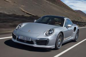 Photo of Porsche 911 Turbo S 991