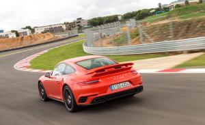 Photo of Porsche 911 Turbo S 991 facelift