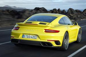 Picture of Porsche 911 Turbo S (991 facelift)