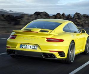 Picture of Porsche 911 Turbo S