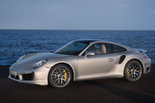 Image of Porsche 911 Turbo S