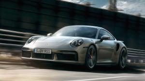 Photo of Porsche 911 Turbo S 992