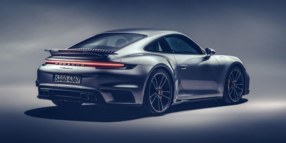 0 60 Times Porsche 911 Turbo S