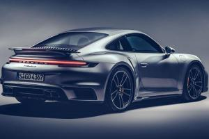 Picture of Porsche 911 Turbo S (992)