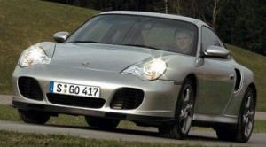 Photo of Porsche 911 Turbo S 996